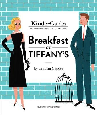 Cover art for Breakfast at Tiffany's, by Truman Capote: A Kinderguides Illustrated Learning Guide