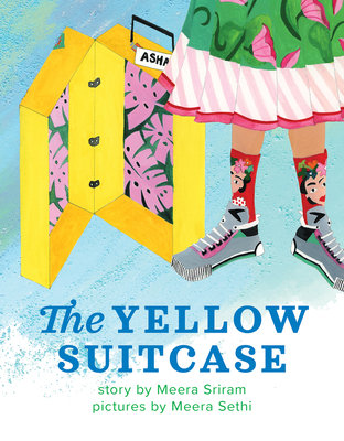 Cover of The Yellow Suitcase
