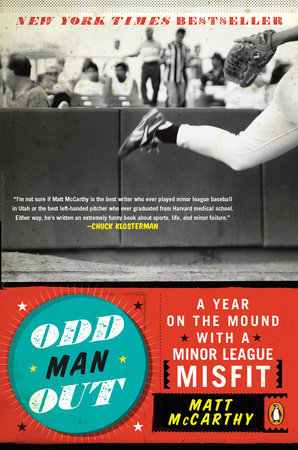 Odd Man Out book cover