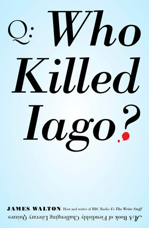Who Killed Iago?