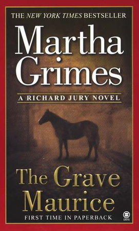 The Grave Maurice book cover