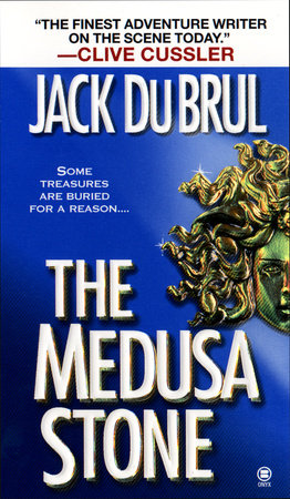 The Medusa Stone book cover
