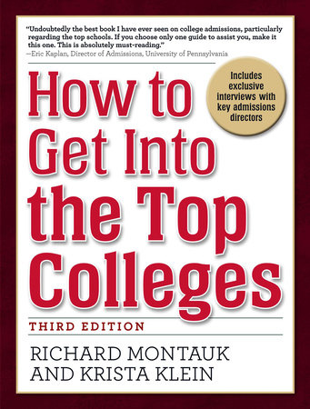How to Get Into the Top Colleges