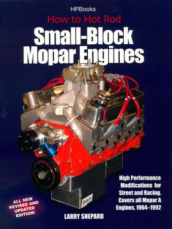 Hot Rod Small Block Mopar Engines HP1405