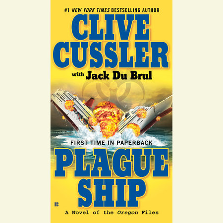 Plague Ship book cover