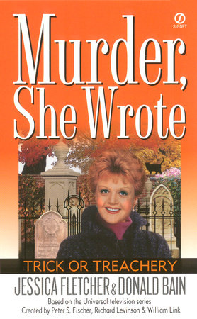 Murder, She Wrote: Trick or Treachery