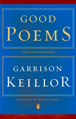 Good Poems Penguin Random House Education