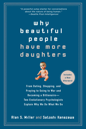 Why Beautiful People Have More Daughters