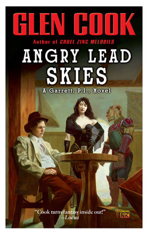 Angry Lead Skies