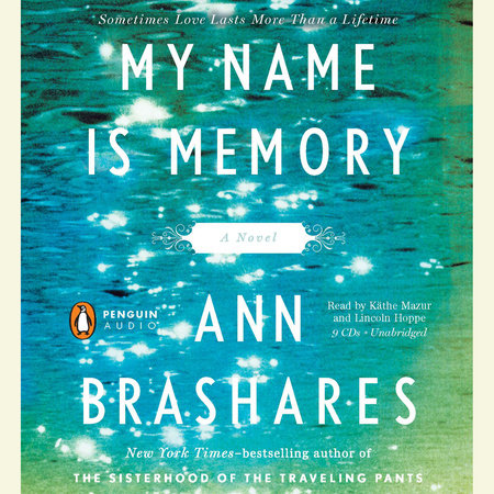 My Name Is Memory book cover
