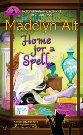 Home for a Spell