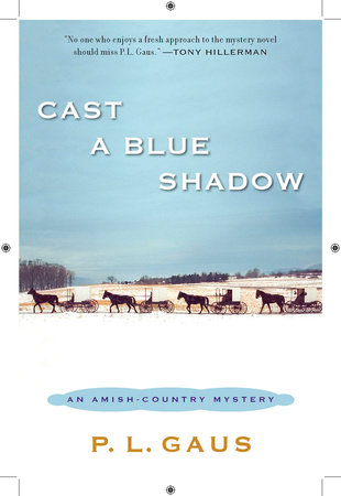 Cast a Blue Shadow