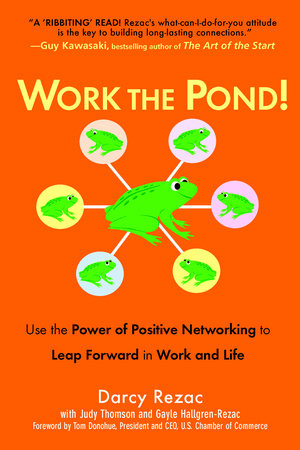 Work the Pond!