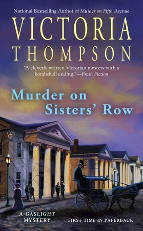 Murder on Sisters' Row