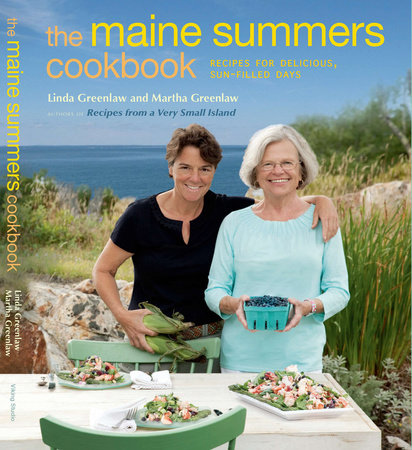 The Maine Summers Cookbook