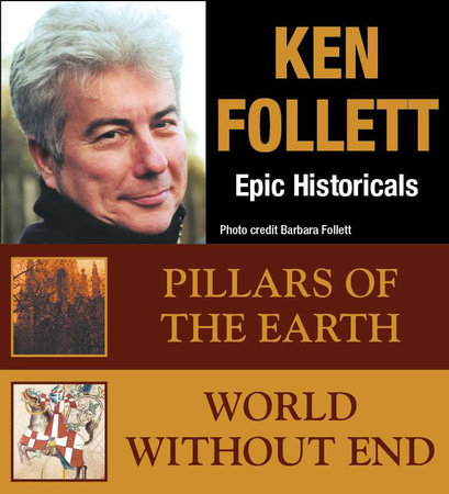 Ken Follett  EPIC HISTORICAL COLLECTION