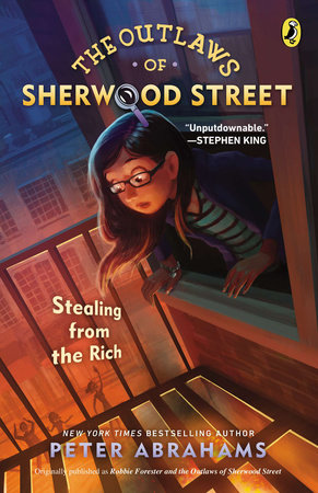 The Outlaws of Sherwood Street: Stealing from the Rich