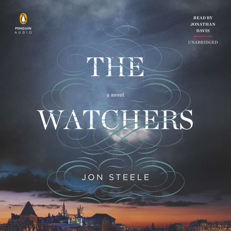 The Watchers book cover