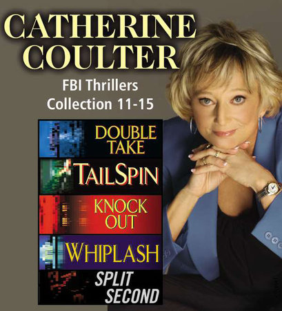 Catherine Coulter The FBI Thrillers Collection Books 11-15
