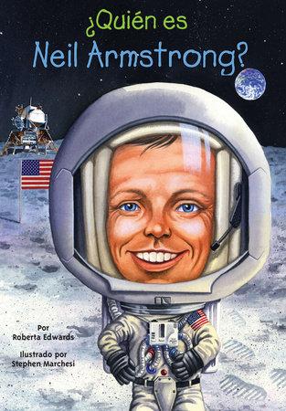 ¿Quién es Neil Armstrong?