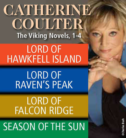 Catherine Coulter: The Viking Novels 1-4