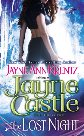 Jayne Ann Krentz book cover
