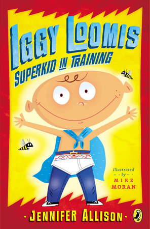 Iggy Loomis, Superkid in Training