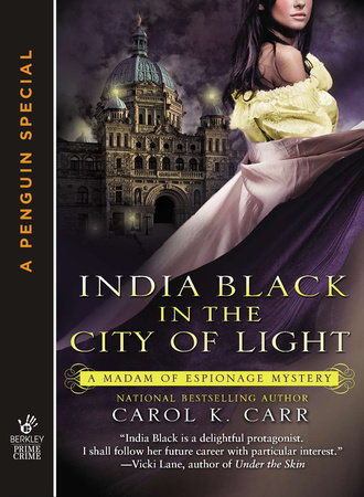 India Black in the City of Light (Novella)