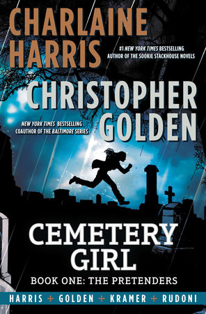Cemetery Girl: Book One