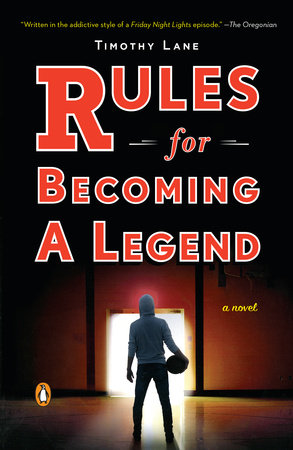 Rules for Becoming a Legend book cover