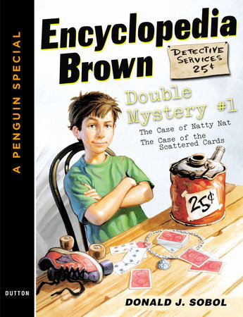 Encyclopedia Brown Double Mystery #1