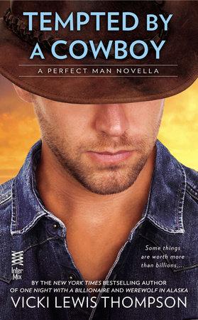 Tempted By a Cowboy (Novella)