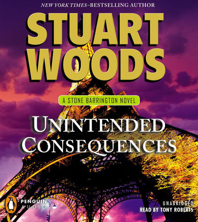 Unintended Consequences book cover