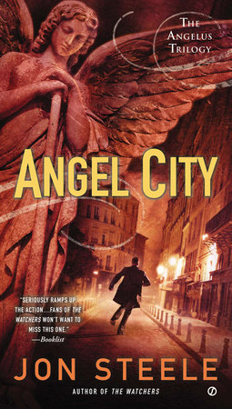 Angel City book cover