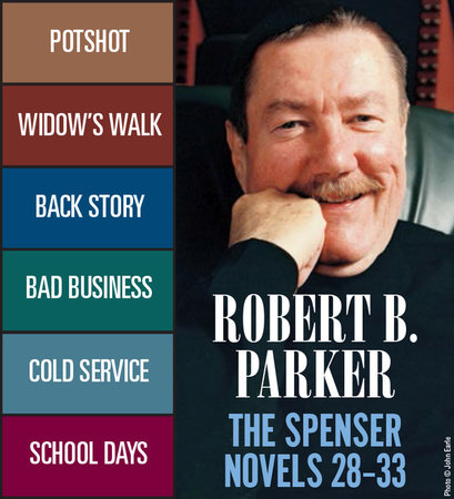 The Spenser Novels 28-33