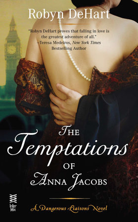 Temptations of Anna Jacobs