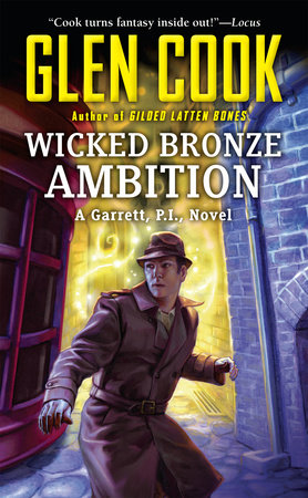 Wicked Bronze Ambition