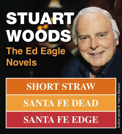 Stuart Woods: The Ed Eagle Novels book cover