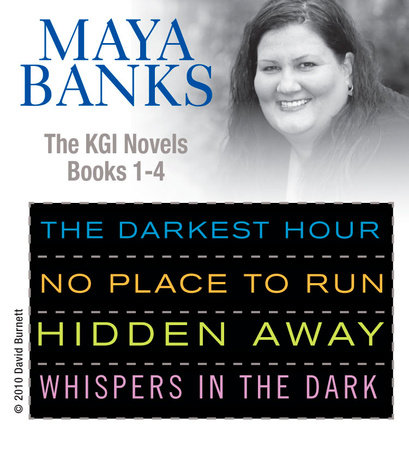 Maya Banks KGI series 1- 4