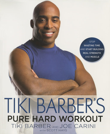 Tiki Barber's Pure Hard Workout