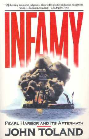 Infamy by John Toland