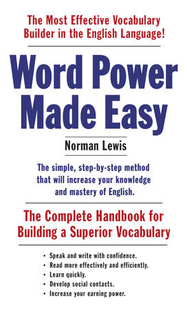 word power made easy book review