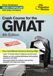 Crash Course for the GMAT, 4th Edition