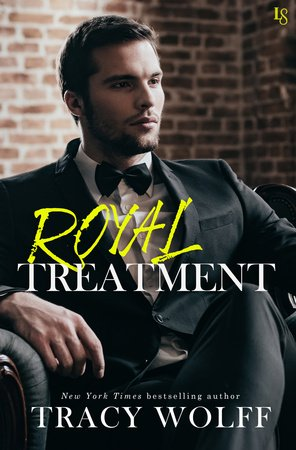 Royal Treatment book cover