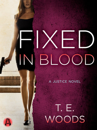 Fixed in Blood book cover