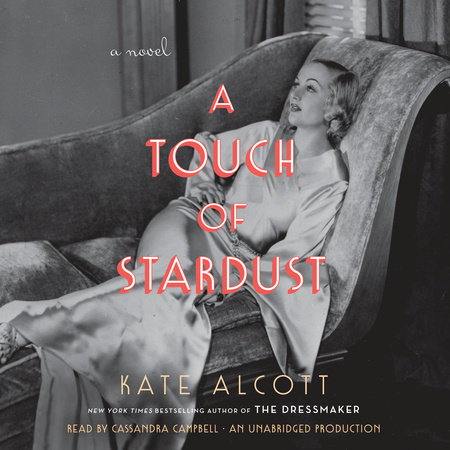 A Touch of Stardust book cover