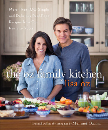 The Oz Family Kitchen book cover