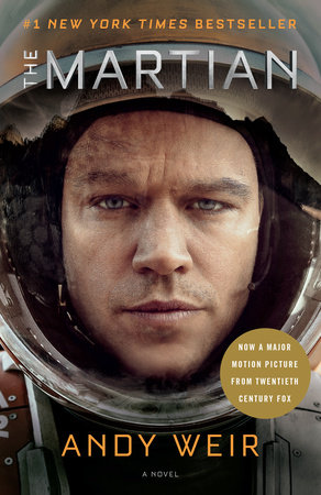 The Martian (Movie Tie-In) book cover