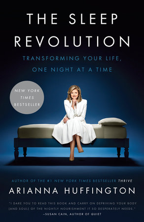 The Sleep Revolution book cover
