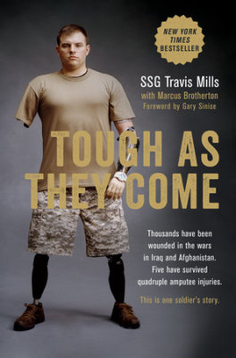 Tough as They Come by Travis Mills
